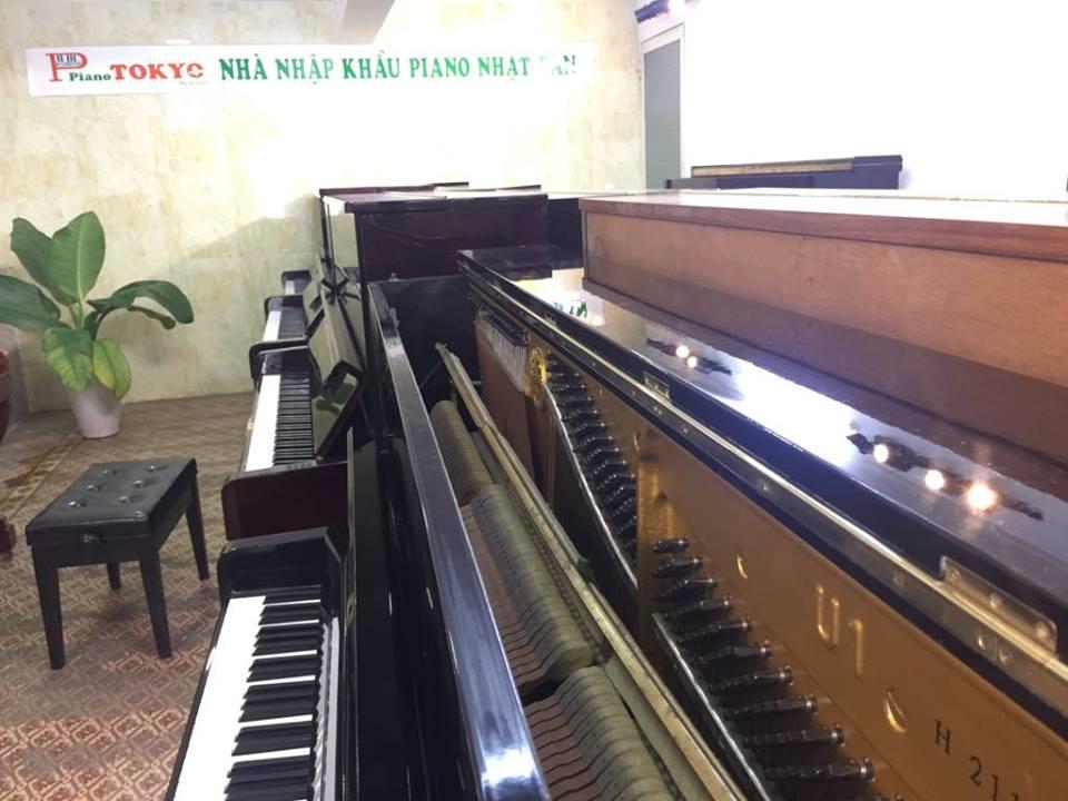 Piano Yamaha Nhập khẩu