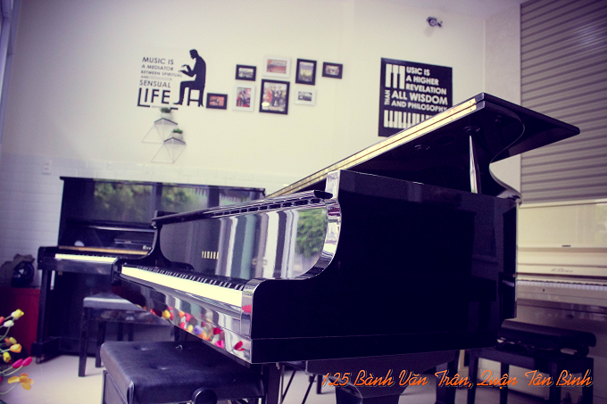 học piano đối với trẻ tự kỷ