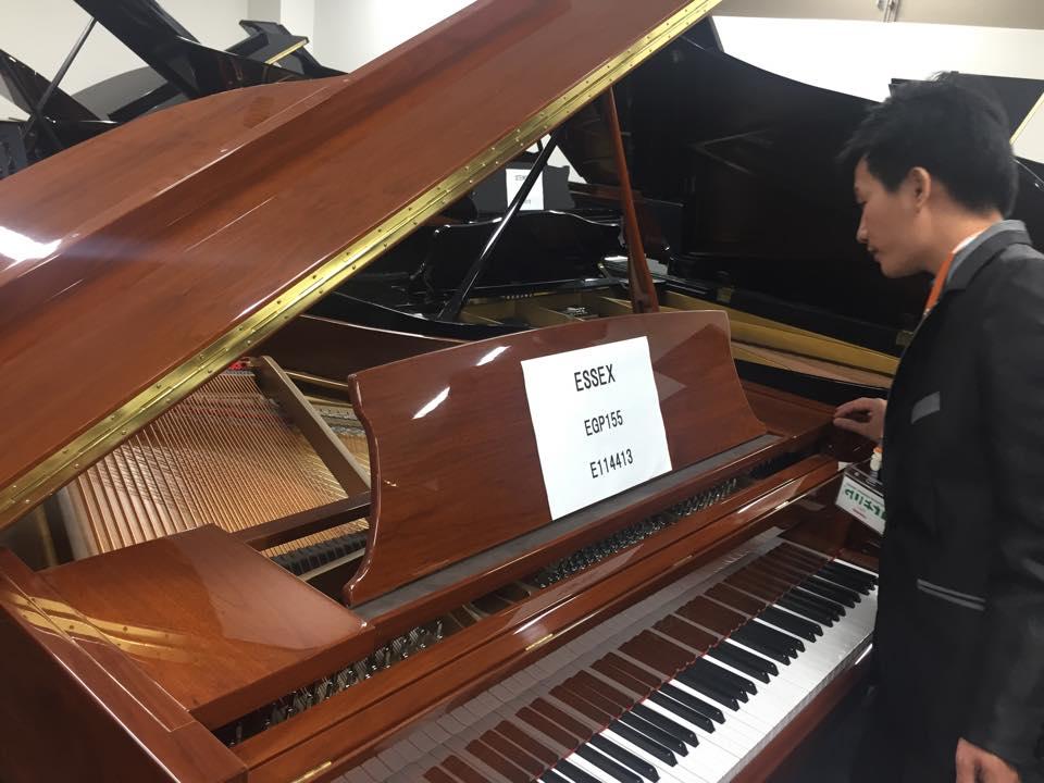 chọn đàn piano tỉ mỉ