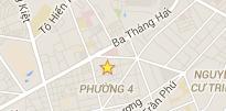 Bản đồ Showroom Piano: Quận 10