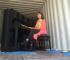 ĐÀN PIANO ĐẸP,  GIÁ RẺ - CONTAINER MỚI VỀ SHOWROOM