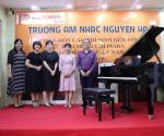 Tưng bừng tổ chức kỳ thi Chứng chỉ Piara Nhật Bản - Chứng chỉ piano Quốc tế, Tổ chức ĐẦU TIÊN tại VIỆT NAM